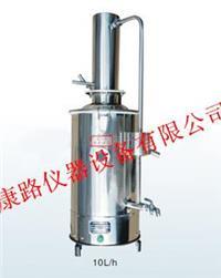 断水自控蒸馏水器生产报价 HSZII-5K