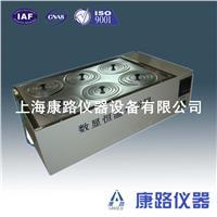 双列六孔数显恒温水浴锅生产订做 HHS-6S