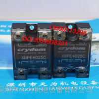 固态继电器XBPE4025C 美国快達crydom XBPE4025C