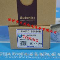 Autoincs奧托尼克斯小型光電傳感器 BYD3M-TDT