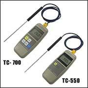 日本萊茵數字溫度計 TC-700