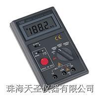 臺灣泰仕數字式絕緣測試器 TES-1600