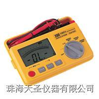 數字絕緣測試器 TES-1601