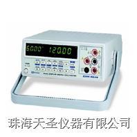 双显示桌上型数位电表 GDM-8246