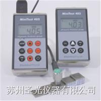超声波壁厚测厚仪 德国EPK公司MINITEST 403/405系列