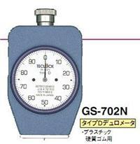GS-702N日本得乐标准型橡胶硬度计 GS-702N