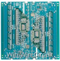 Eight layer PCB