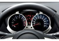 Nissan Juke Speedometer