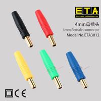苏州 ETA3012 母插头 ETA3012