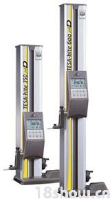 TESA测高仪/2D高度仪/现场测高仪/可测垂直度的测高仪/可测平行度的测高仪 TESA-HITE PLUS D 350/600