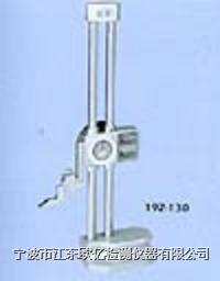 带表带计数器高度尺(日本三丰) 192-130