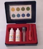 pH值测试盒Ⅱ