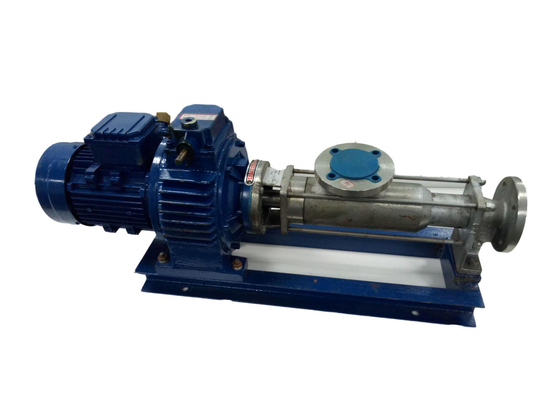 RV系列微型螺杆泵