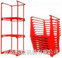 堆垛架 移动式货架