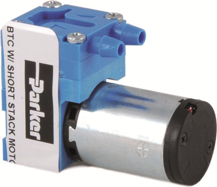 美國Hargraves微型隔膜泵