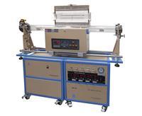 1200℃双管滑动式四通道混气CVD系统OTF-1200X-4-C4LV OTF-1200X-4-C4LV
