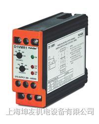 相故障欠/过电压保护继电器 D1VMR1