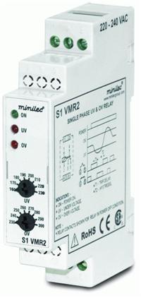 相故障欠/过电压保护继电器  S1 VMR2
