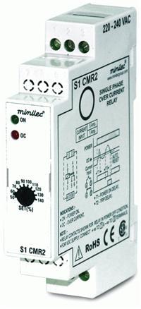 单相过流继电器 S1 CMR2