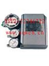 电-气阀门定位器 ZPD系列本安型