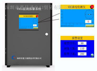 VOCs 自动监测报警系统