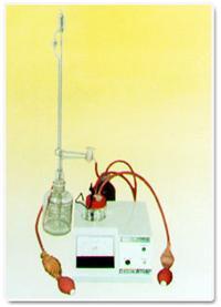 KF-Ⅱ型微量快速水份测定仪  KF-Ⅱ