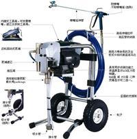 PM021/PM025电子柱塞泵无气式喷漆机 PM021