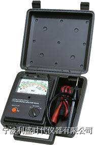 3122指针式高压绝缘电阻测试仪 3122/3121/3123