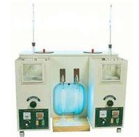 SYD-6536C型石油产品低温蒸馏试验器(单管)
