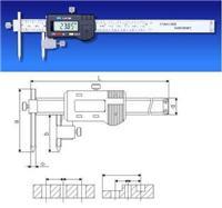 ZXJ-150数显中心距锥测头卡尺(5~150mm)