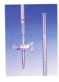 透明滴定管(玻栓) 3140160