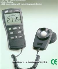 台湾泰仕 照度计|光度计|照度表TES-1335 TES1335   TES-1335