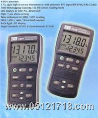 白金电阻温度表 TES-1318 TES-1318   TES1318