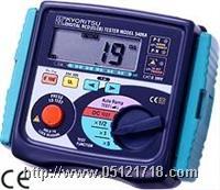 数字式漏电开关测试仪5406A KYORITSU 5406A