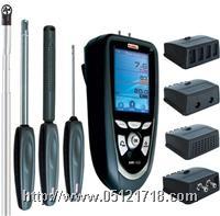多功能测量仪( 差压,风速,温湿度,CO2,CO,大气压) AMI300
