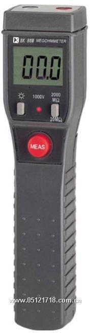 绝缘电阻测试仪|兆欧表 BK86M 绝缘电阻测试仪 BK86M