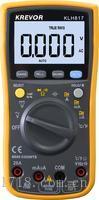 江苏苏州KREVOR经济型数显万用表KLH817全保护防烧电容频率温度 KLH817