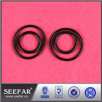Custom Oil Resistant NBR Rubber O Ring