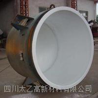 四川重防腐处理 管道风管反应釜喷涂滚涂衬里