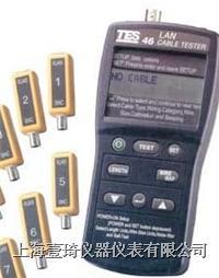台湾泰仕TES-46A网路缆线测试器 TES-46A