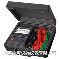 日本共立3121A/3122A/3123A高压绝缘电阻测试仪  KYORITSU 3121A/3122A/3123A