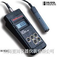 意大利哈纳HI9033防水便携式电导率测定仪 HI9033