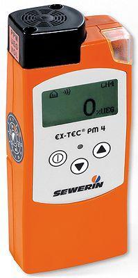 智能型燃气检测仪EX-TEC PM4  EX-TEC PM4