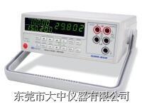 微欧姆电阻表 GOM-802