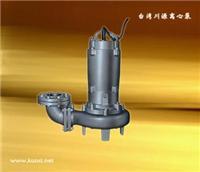 台湾川源污泥泵 CP沉水式污物(泥)泵