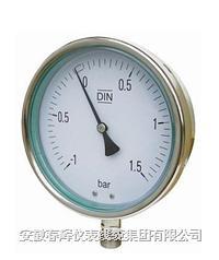 壓力真空表 YZ-60 Y-100 Y-150 Y-200
