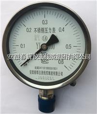 氯氣壓力表 YL-100 YL-150
