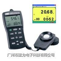 TES1339R高精度照度計(RS232) TES1339R