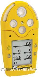 五合一气体检测仪GasAlertMicro5 GasAlertMicro5