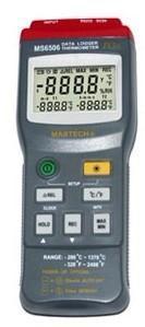 華誼MS6506數字溫度表 華誼MS6506